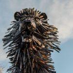Aslan The Lion-CS Lewis Square -Narina