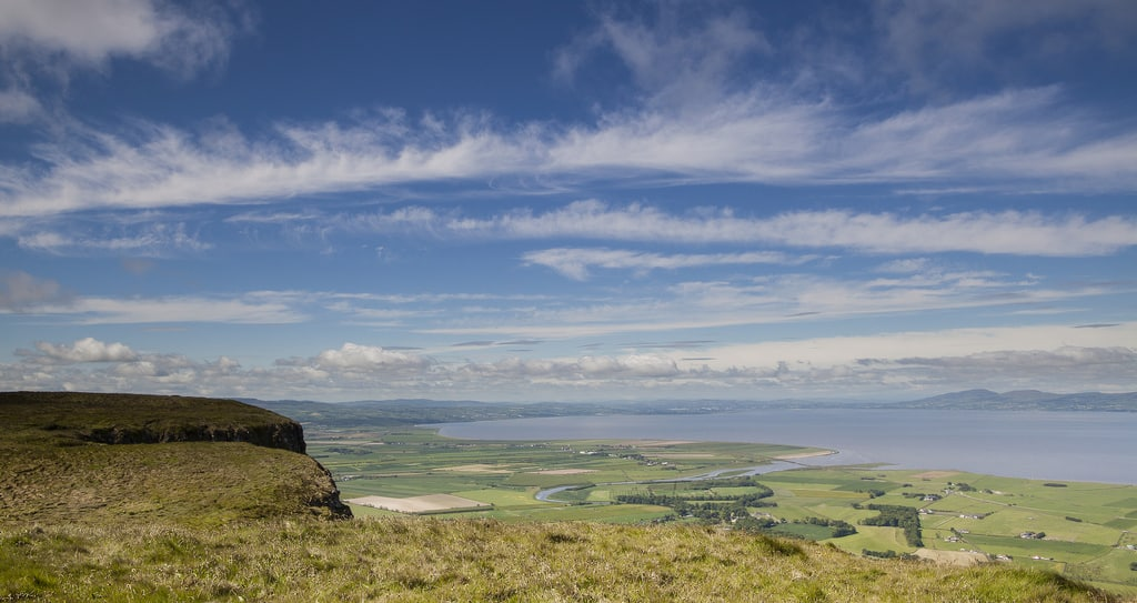 Binevenagh Mountain Limavady