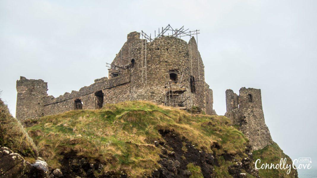 Dunluce Castle County Antrim