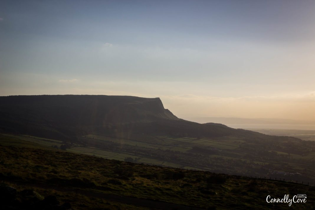 Gortmore View Point on Binevenagh Mountain - County Derry/Londonderry