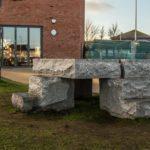 Stone Table-CS Lewis Square Belfast-Narina