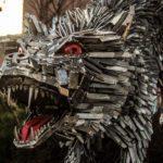 Wolves-CS Lewis Square Belfast