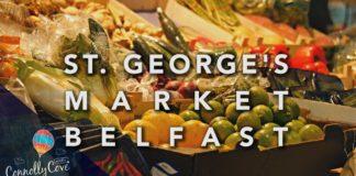 St. George's Market - Belfast