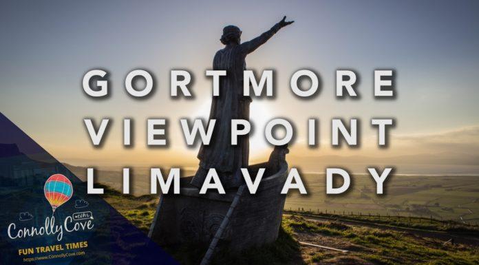 Manannán mac Lir-Celtic Sea God-Gortmore Viewing