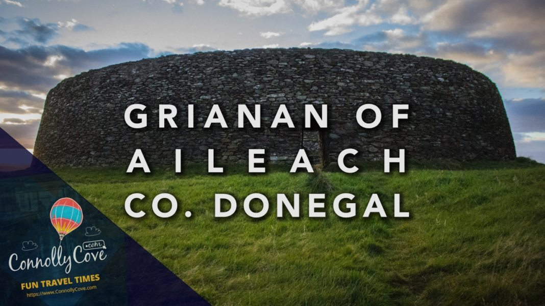 Grianan of Aileach - County Donegal, Ireland