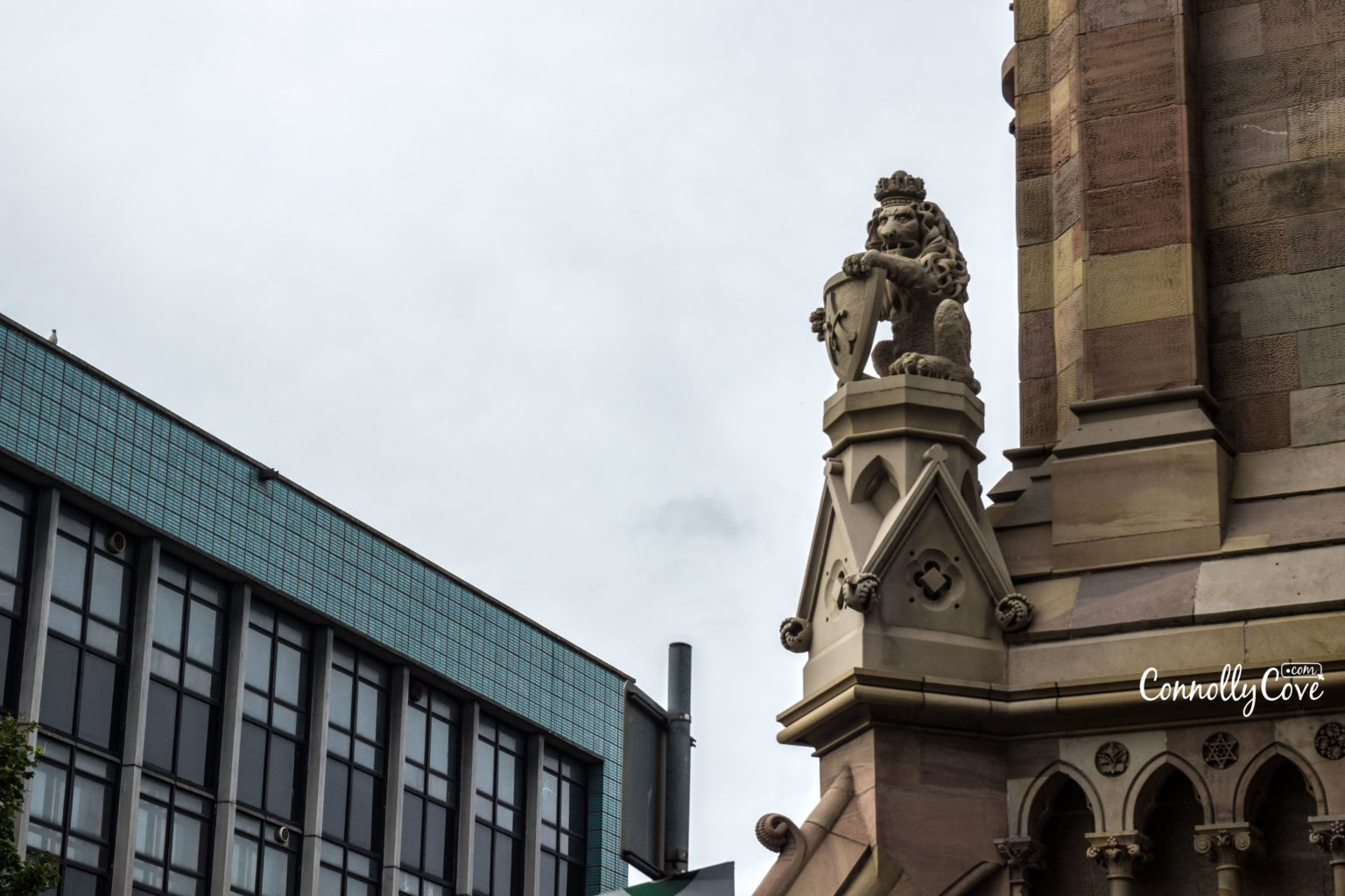 Albert Clock Belfast-Customs House Square