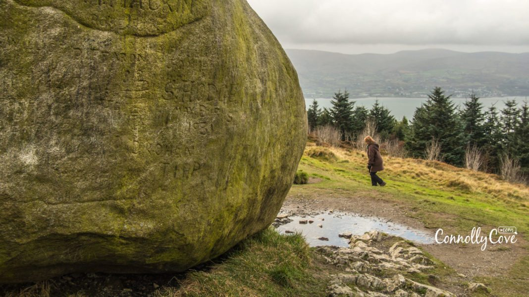 Cloughmore -Big Stone-Kilbroney Park Rostrevor County Down