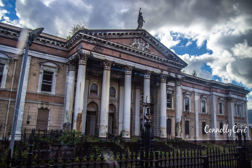 Crumlin Road Courthouse-Bus Tour Belfast- Belfast History Attractions