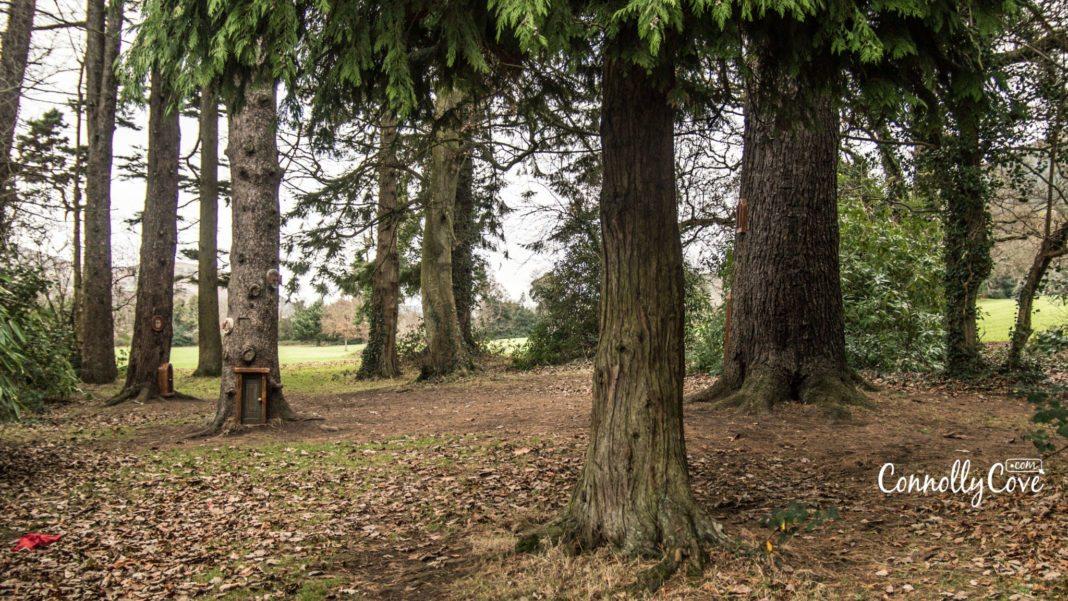 Fairy Doors-Fairy Land-Kilbroney Park-Newry