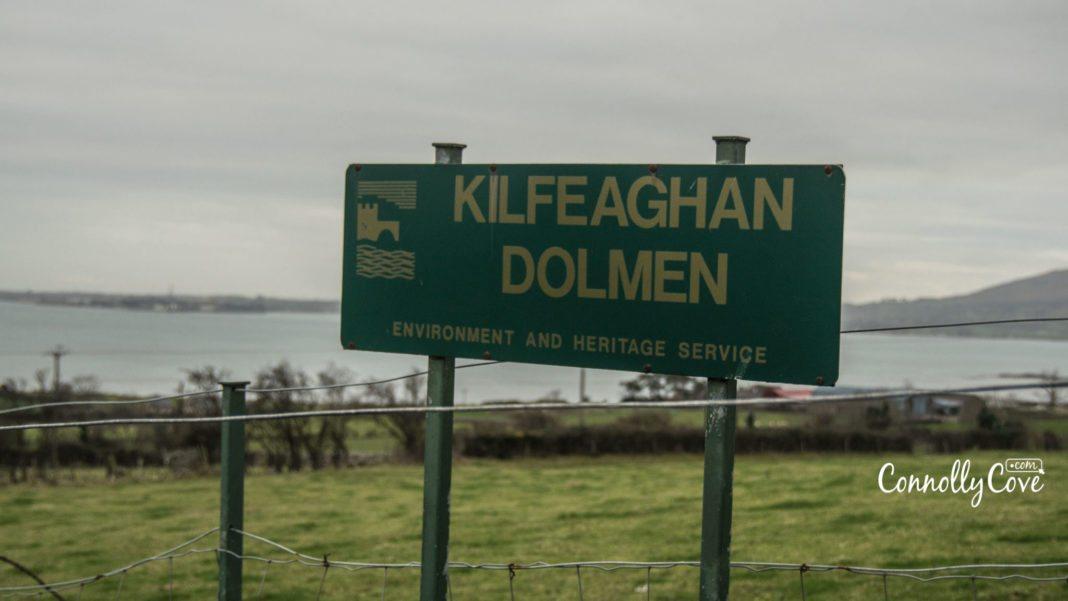 Kilfeaghan Dolmen Rostrevor County Down