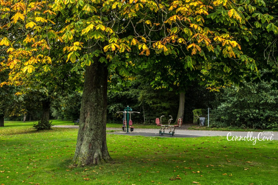 Ormeau Park Belfast Fitness Equipment - Ormeau-Ravenhill Road