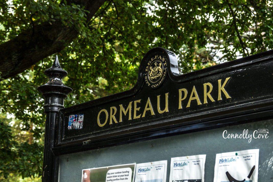 Ormeau Park Belfast - Ormeau-Ravenhill Road