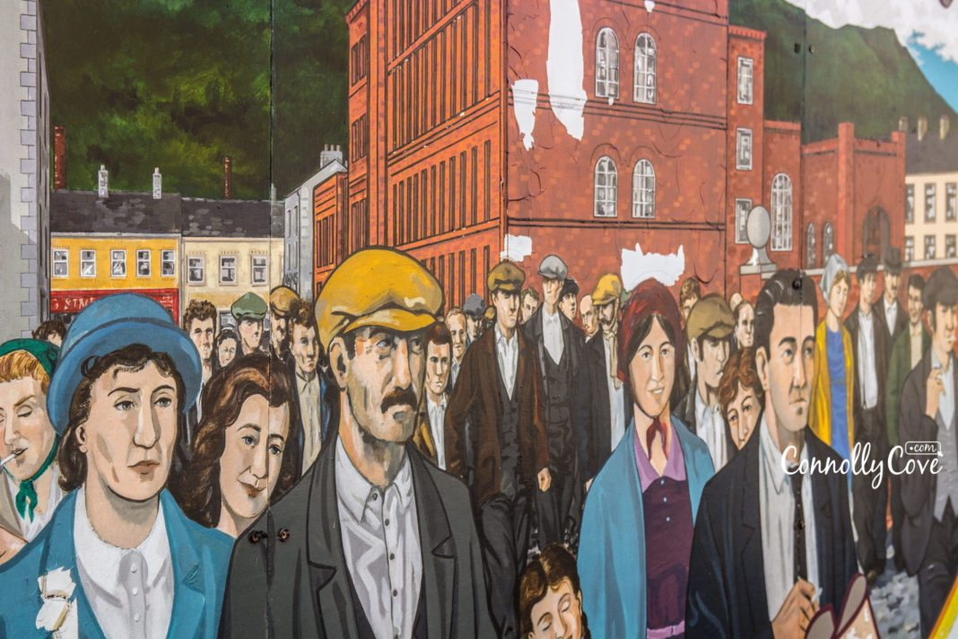 Peace Wall Belfast-Belfast Murals - Peace Mural - Wall and Peace Belfast