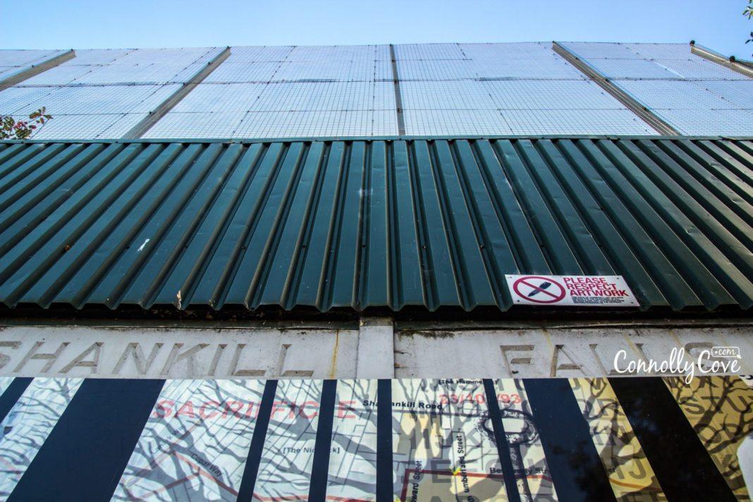 Peace Wall Belfast-Belfast Murals - Northern Ireland's Murals