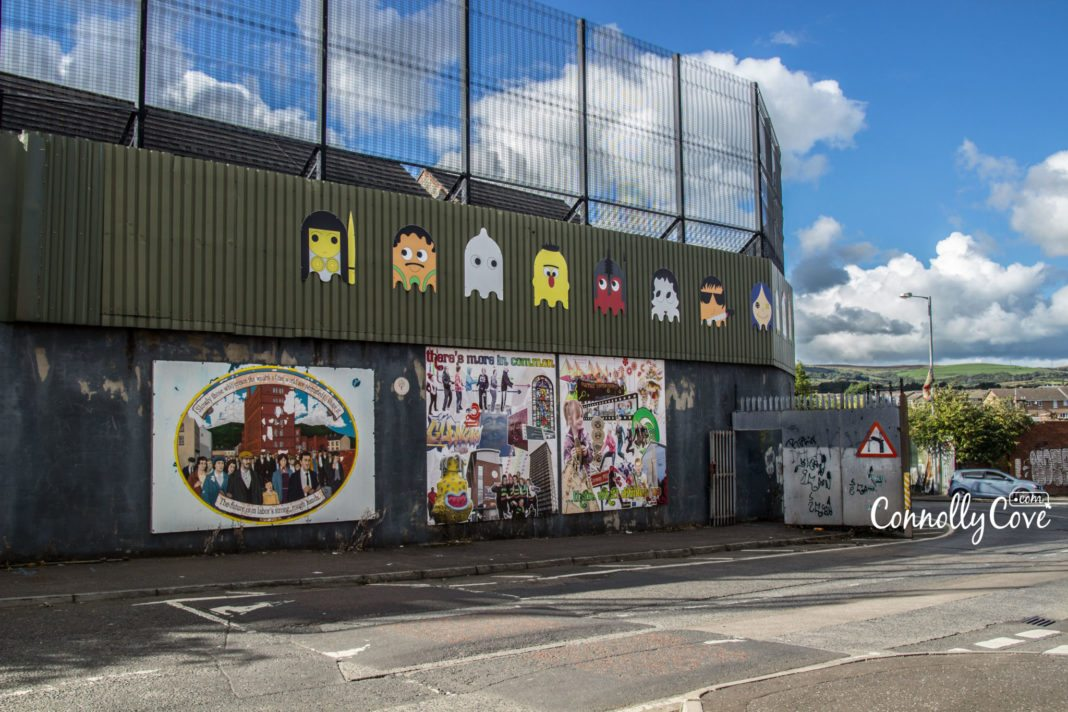 Belfast Wall Murals Tour