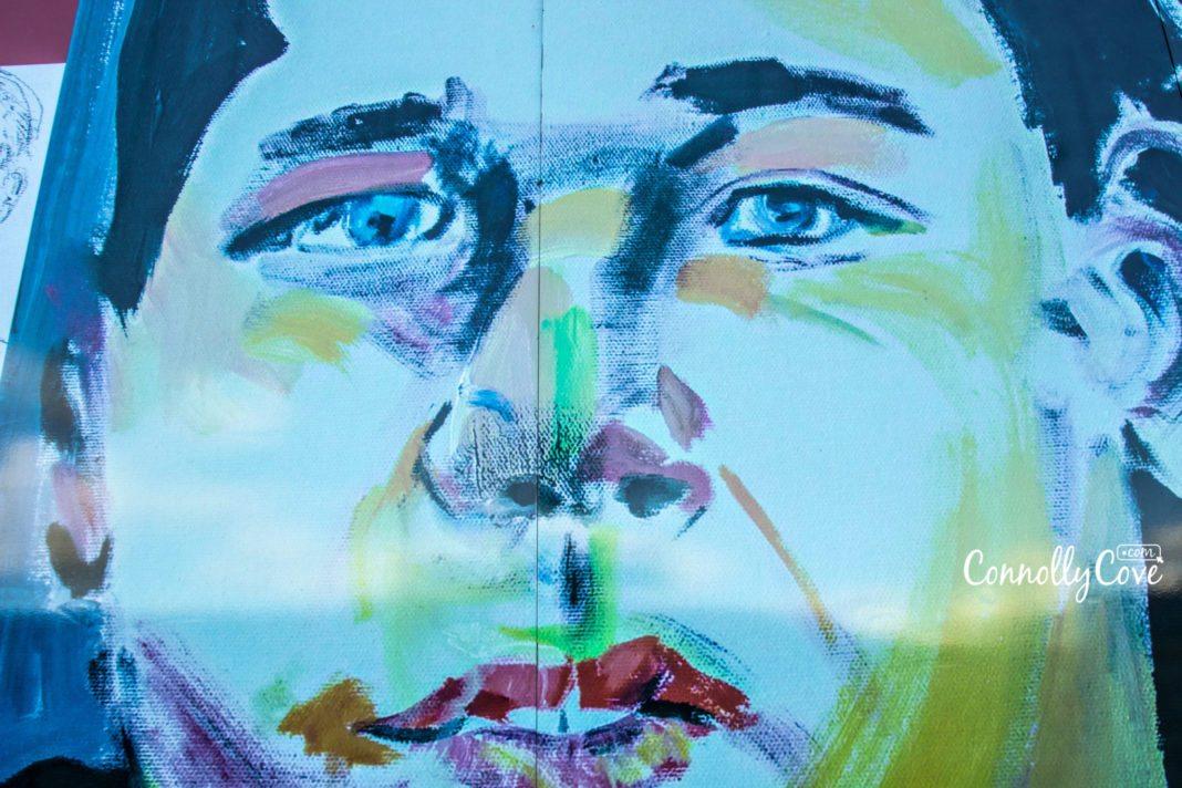 Peace Wall Belfast-Belfast Murals - Irelands Murals