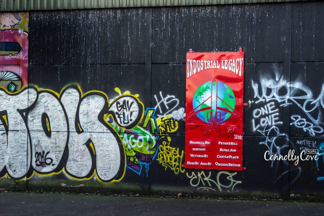 Peace Wall Belfast-Belfast Murals -Belfast Art- Graffiti