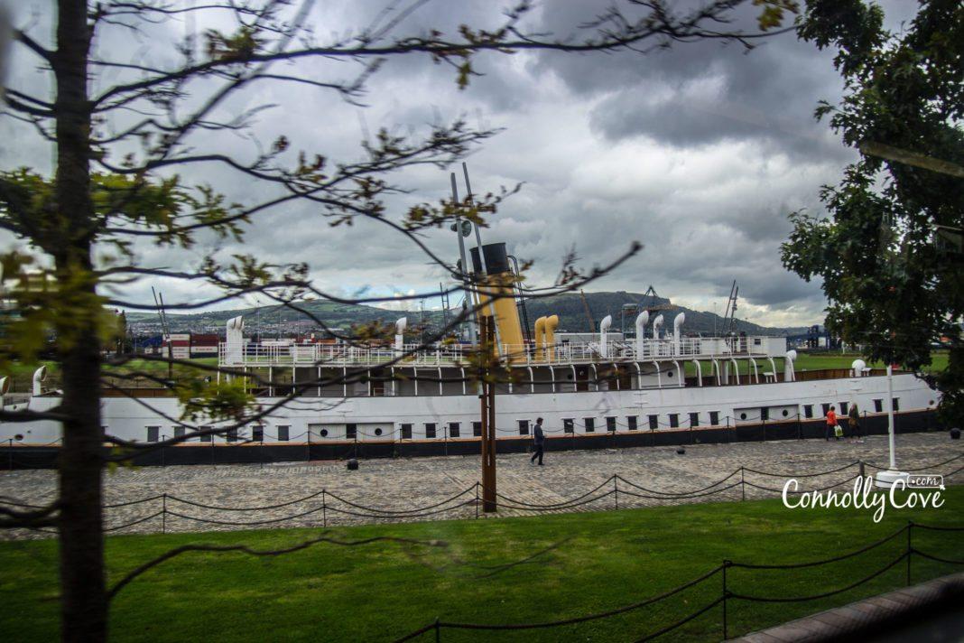 SS Nomadic Belfast-Bus Tour Belfast- Titanic Tours