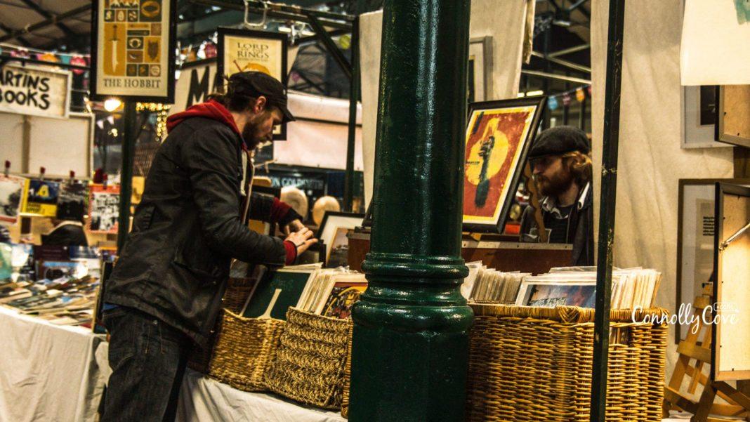 Market Stalls - St.Georges Market-Belfast