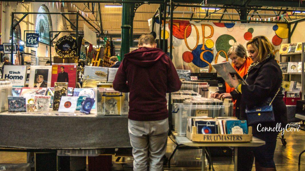 Market Stalls St.Georges Market-Belfast