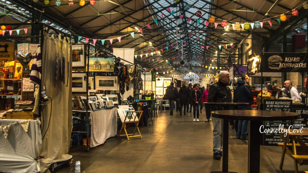 St. George's Market - Belfast | Connolly Cove