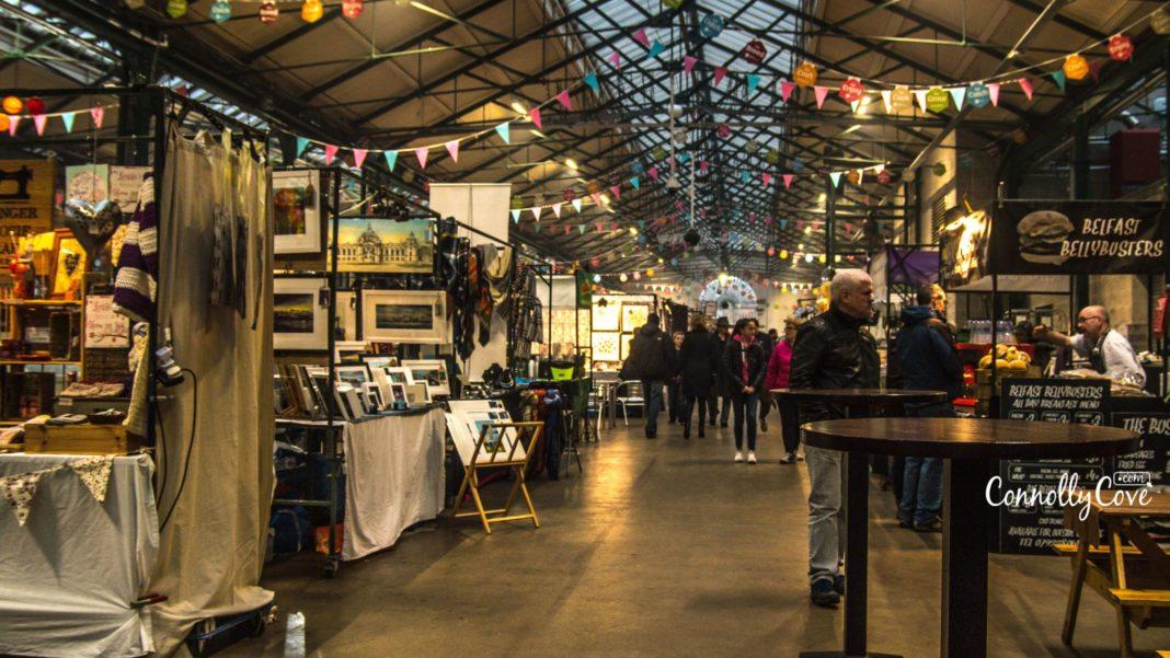 St.Georges Market-Belfast