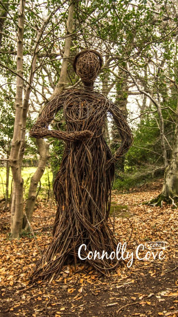 Tree People -The Narnia Trail-Kilbroney Park-Rostrevor