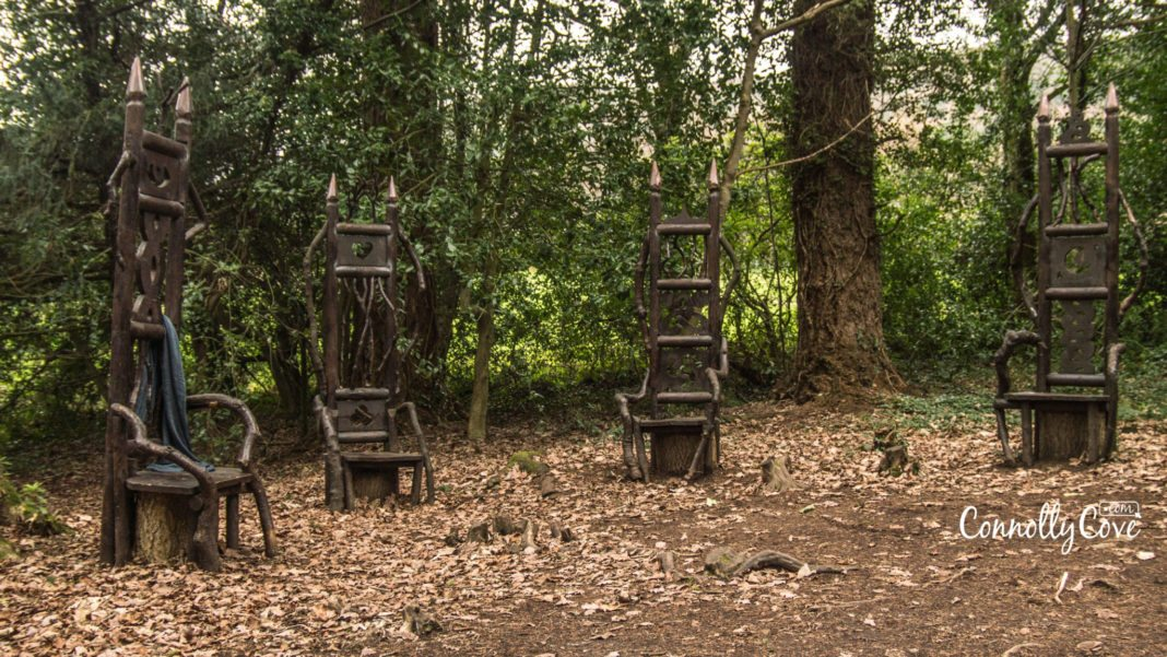 The Narnia Trail-Kilbroney Park-Rostrevor