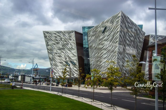 Titanic Museum Belfast-Bus Tour Belfast- Belfast Tourism
