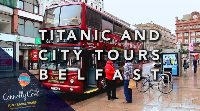 Titanic and City Tours Belfast