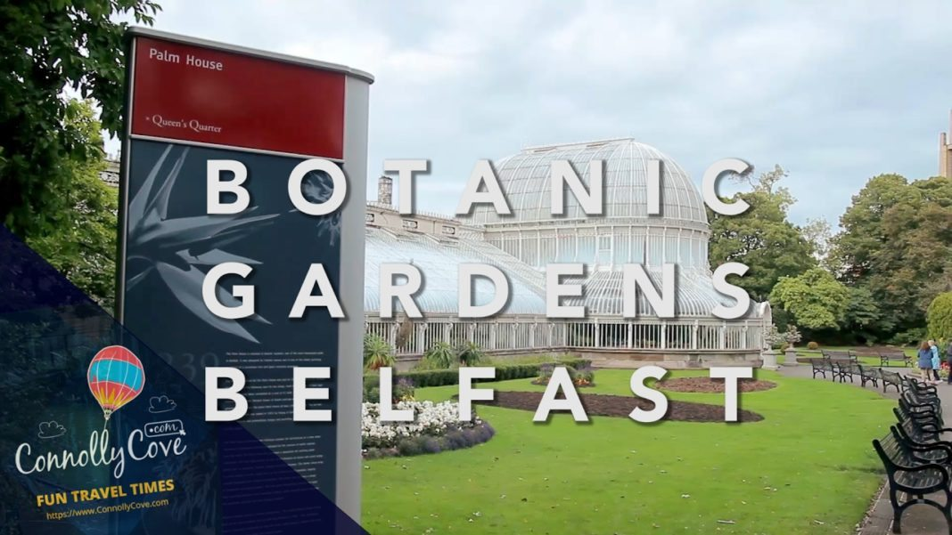BOTANIC GARDENS BELFAST - Near Belfast City Centre