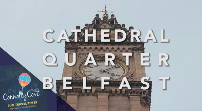 Cathedral Quarter & Custom House Square Belfast