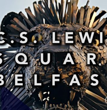 CS Lewis Square Belfast