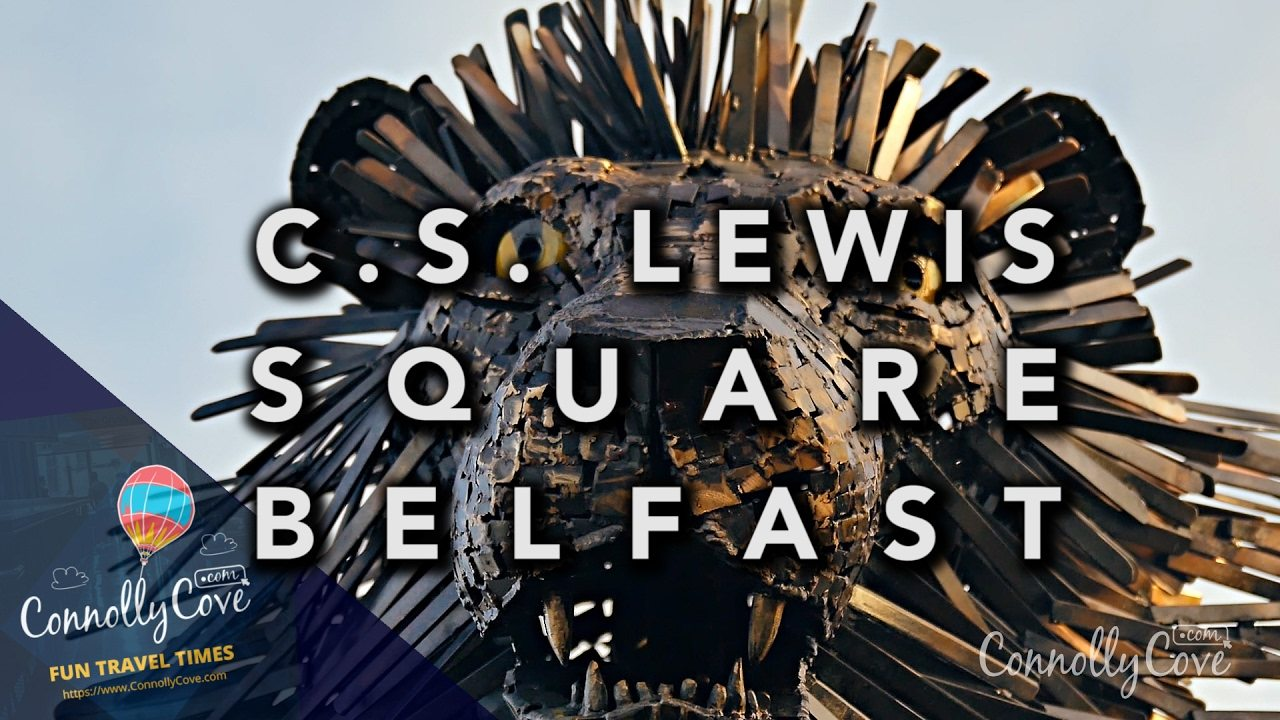 Narnia & CS Lewis Square - Chronicles of Narnia - Belfast