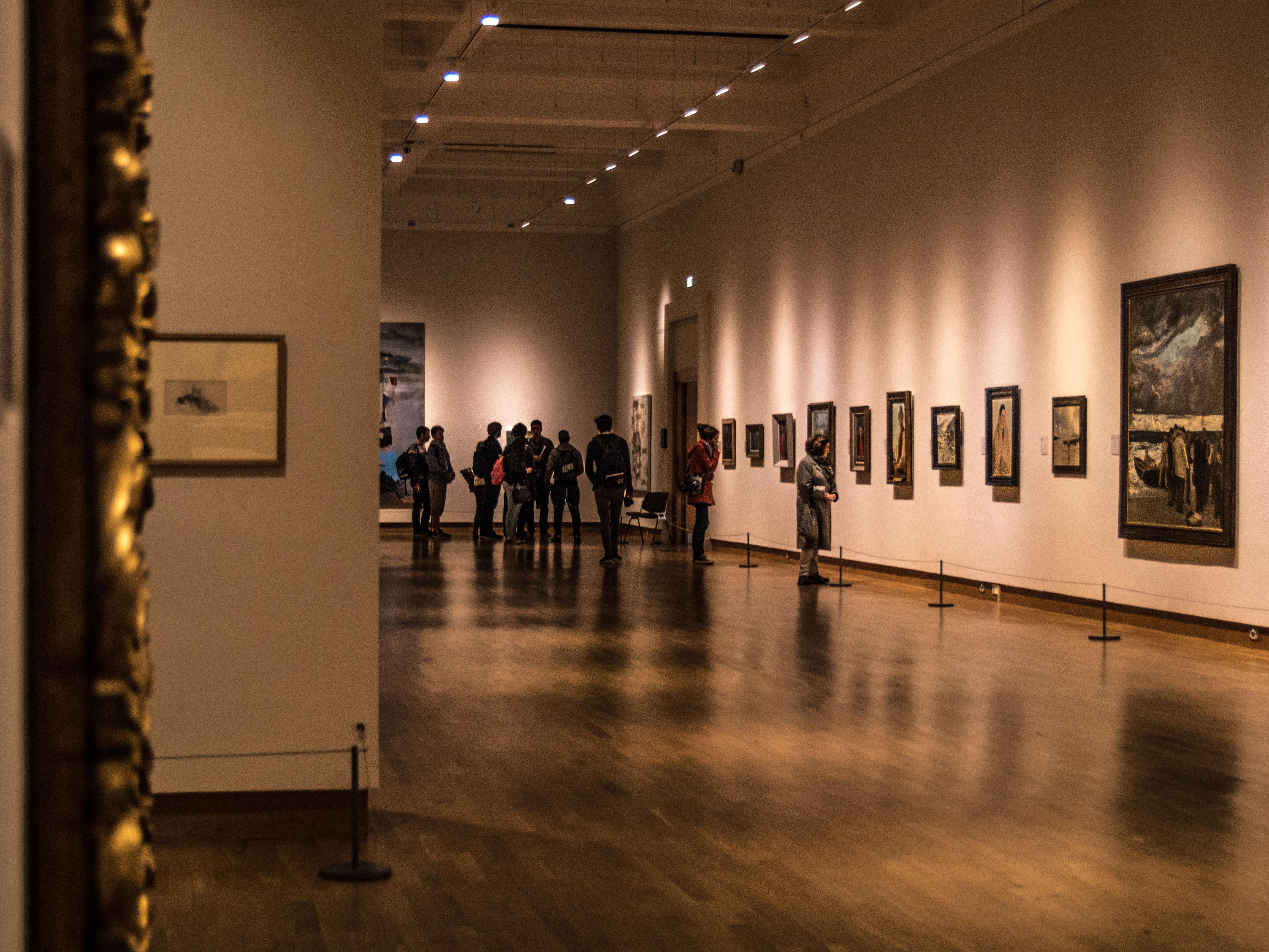 Ulster Museum Art