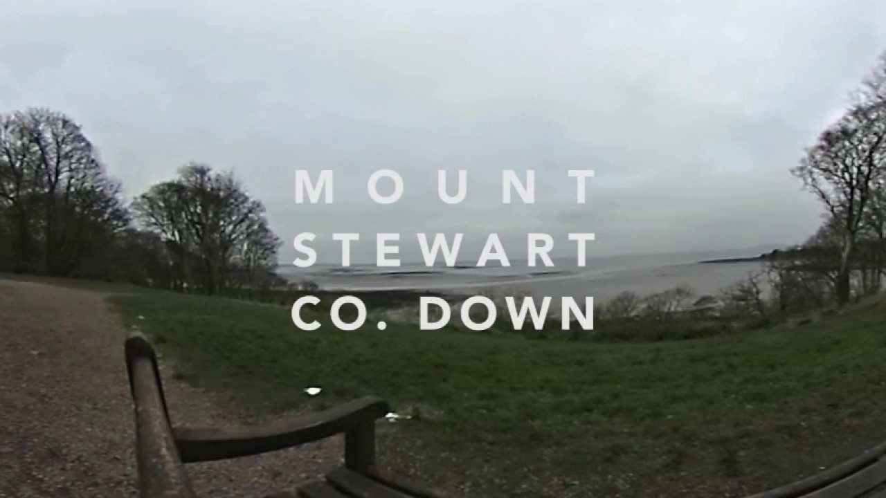 Mount Stewart House and Gardens - 360 Degree Video - National Trust Newtownards Co. Down N.Ireland