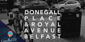 Donegall Place & Royal Avenue Belfast