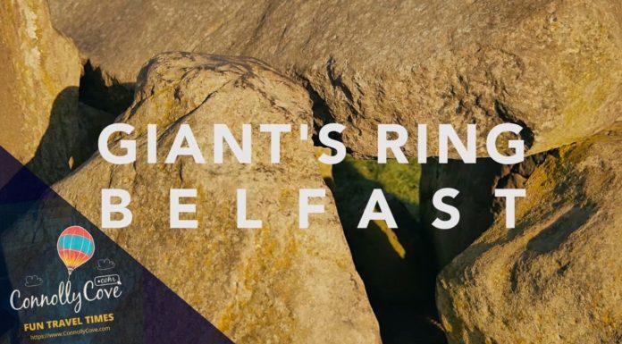 Giants Ring Belfast-Passage Tomb