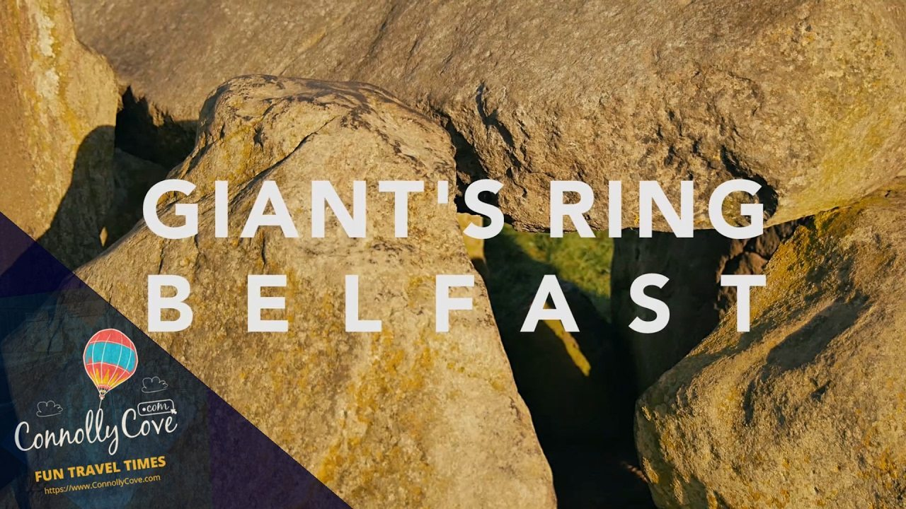GIANT'S RING,BELFAST - A Megalithic Passage Tomb Monument from 2700 BC - Irish Ghost Stories