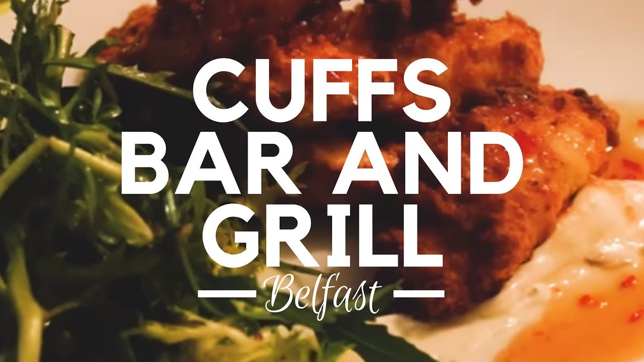 Cuffs Bar and Grill - Crumlin Gaol, Belfast - Great for Lunch in Belfast City, Ireland
