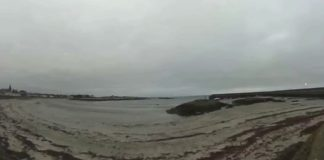 Ballywalter Beach County Down
