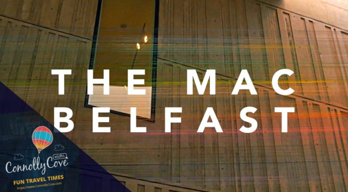 The Mac Theatre Belfast