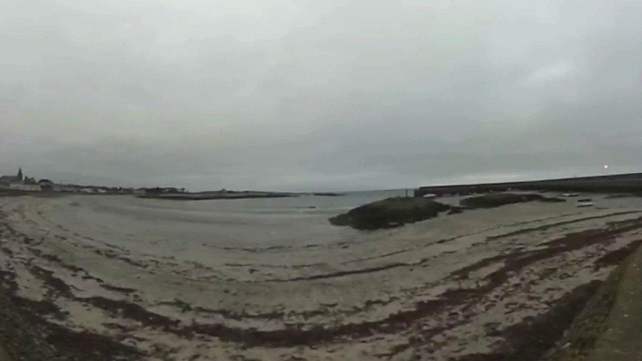 BALLYWALTER BEACH in 360 Degree Video - County Down, Northern Ireland