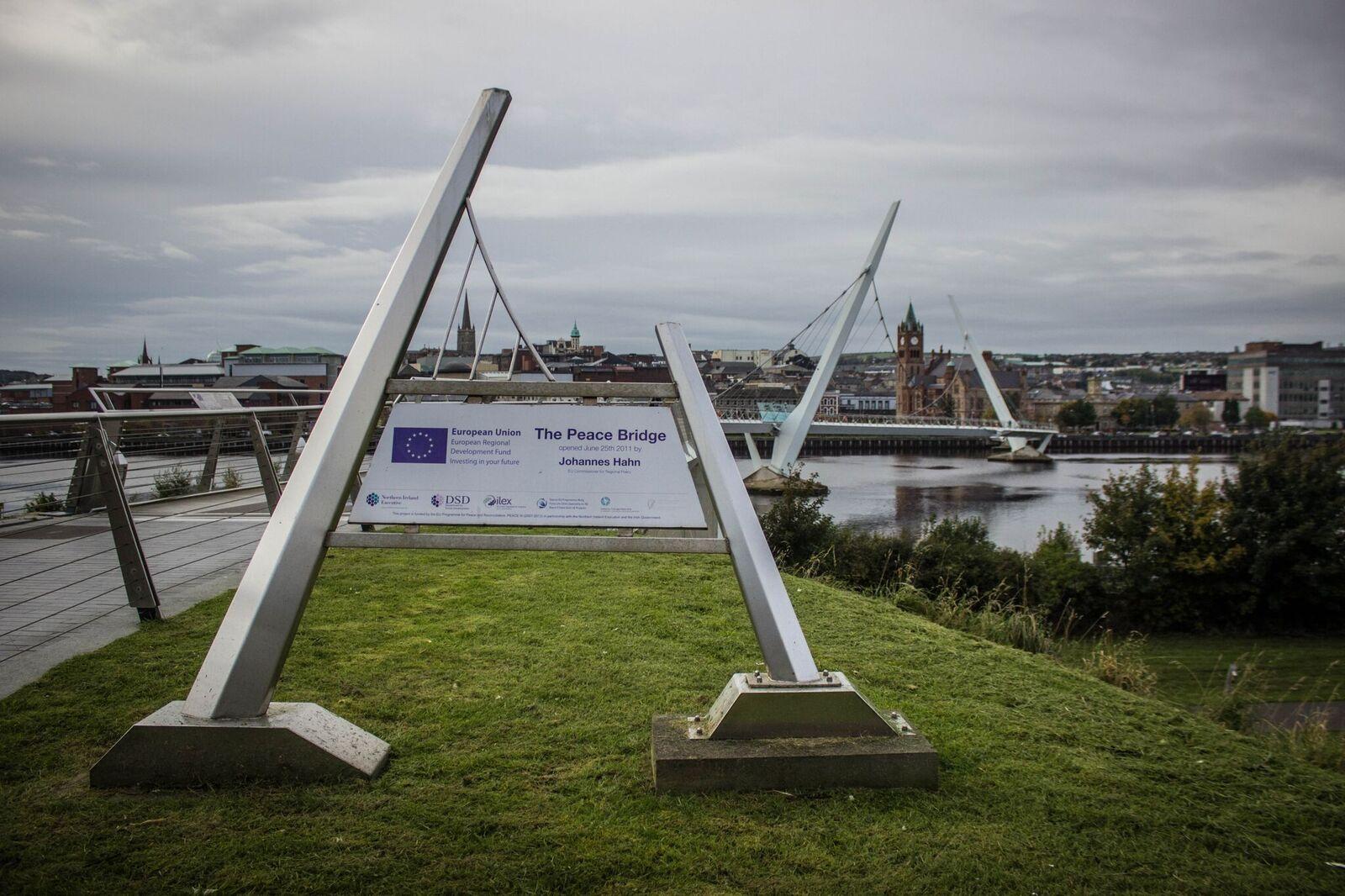 Peace Bridge Derry/Londonderry