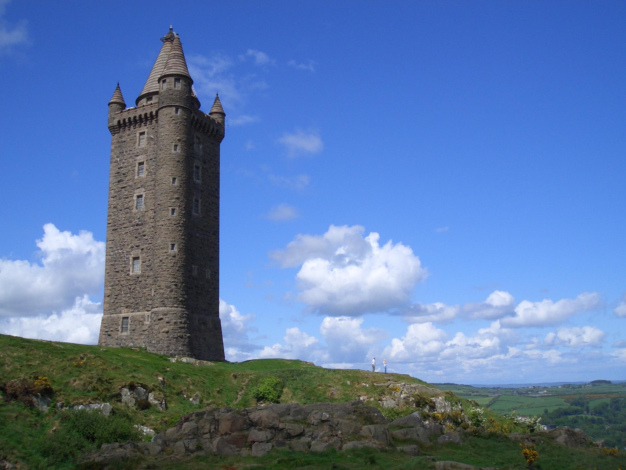 Scrabo Tower Northern Ireland