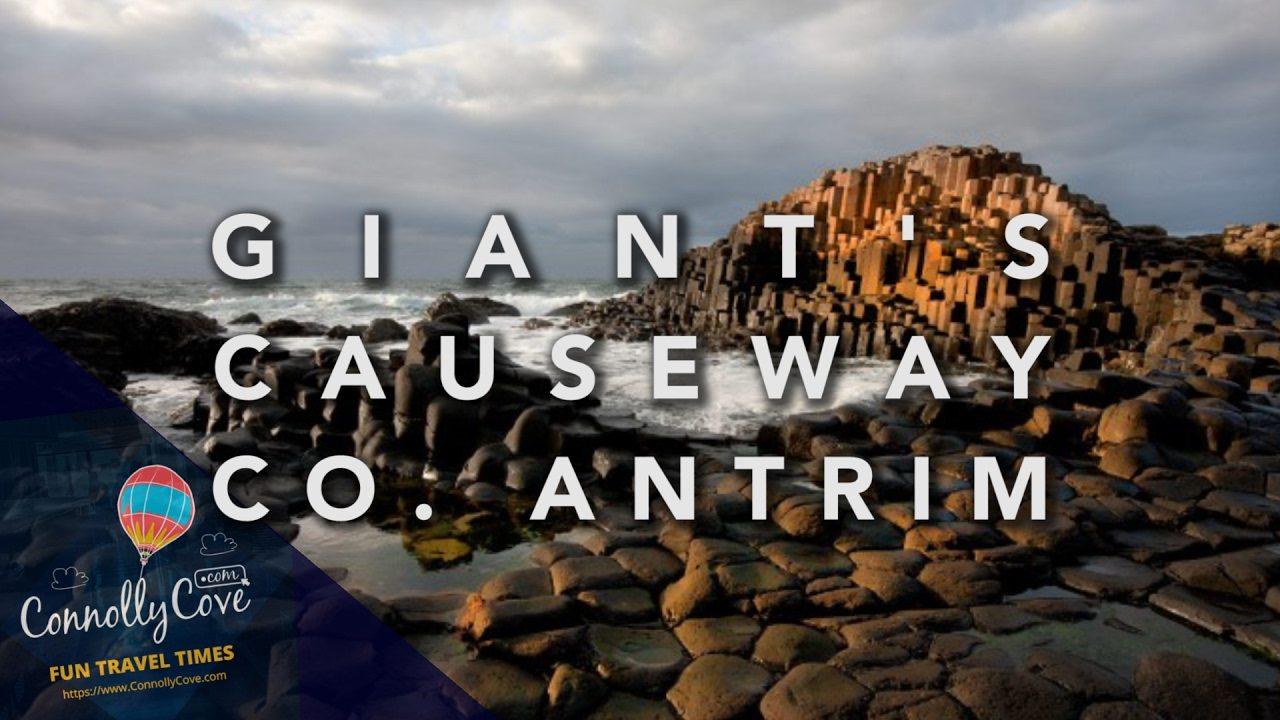 GIANT'S CAUSEWAY TOUR - N.Ireland's Very Famous Giant's Causeway-part of the Causeway Coast ????