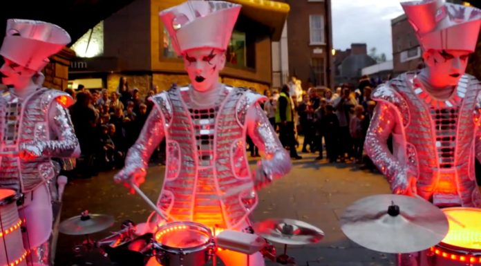 Halloween Derry-Londonderry Halloween Festival