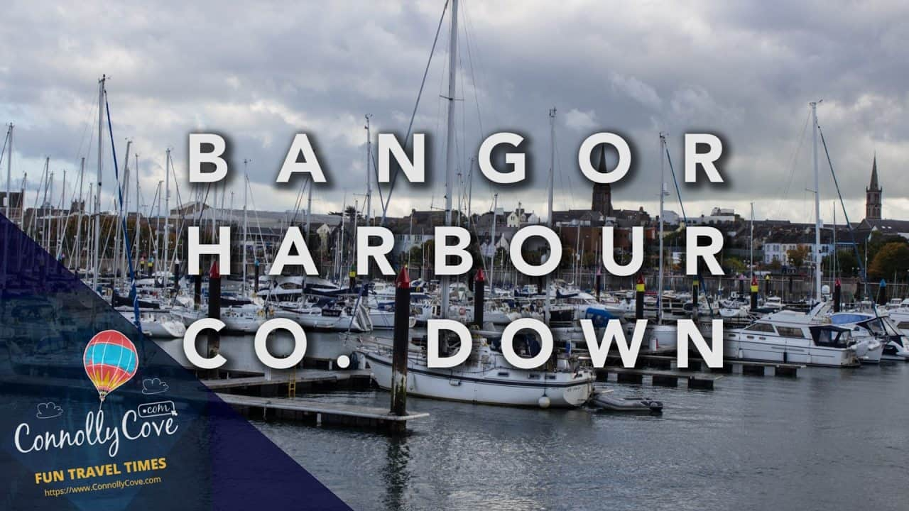 BANGOR HARBOUR / BANGOR MARINA - A short video from Bangor Northern Ireland ( County Down )