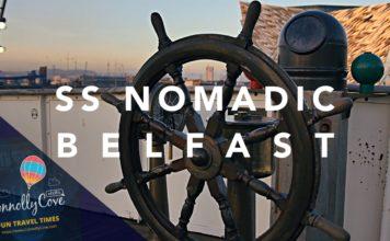 SS Nomadic Belfast - Titanic Sister Ship