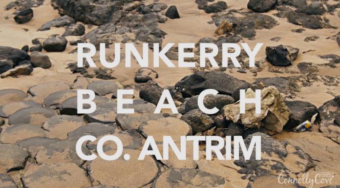 Portballintrae County Antrim - Runkerry Beach